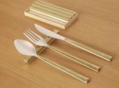 FUTAGAMI IHADA Cutlery and Rest