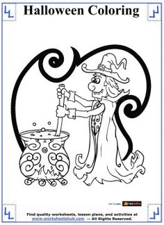 happy halloween sign coloring page halloween worksheets crafts