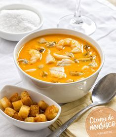 New Ideas For Seafood Sides Meals Slow Food, Food N, Food And Drink, Chowder Recipes, Seafood Recipes, Christmas Dishes, Food Preparation, Food To Make, Easy Meals