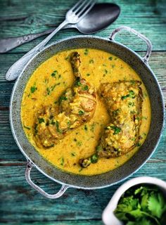 Madhur Jaffrey is a huge fan of Bimal Parmar's East African Kuku Paka,  which is chicken marinated in chilli, garlic and ginger and se...