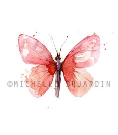 Hey, I found this really awesome Etsy listing at https://www.etsy.com/listing/223950691/butterfly-watercolor-painting-giclee-art