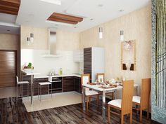 Dining Room: Interior Design Kitchen Dining Room Wide Varieties Of Outstanding Dining Room Design Surely Confuses You 11