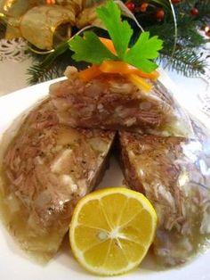 Galareta wieprzowa, zimne nóżki mojego dziadkaPrzepisy kulinarne – Codogara.pl