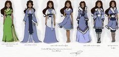 katara outfits | sketches outfits for katara by selinmarsou scraps 2012 2014 ...