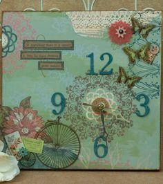 Stamping Gear Clock
