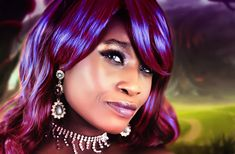 DIY Haarfärbemittel - Lila Source by Diy Hair Dye, Dyed Hair, Black Women Hairstyles, Diy Hairstyles, Hairstyle Ideas, Hairstyles Pictures, Style Hairstyle, Haircuts, Diy Haarfärbemittel
