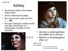 Ashley from Until Dawn Until Dawn Game, Triple A Games, Dark Pictures, Butterfly Effect, Life Is Strange, Bad Timing, Indie Games, Fandoms, Videogames