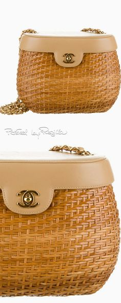 Regilla ⚜ Chanel                                                                                                                                                      More