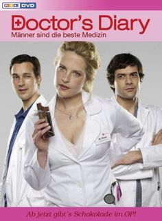 Doctor's Diary (german TV series) with Florian David Fitz, Diana Amft & Kai Schumann