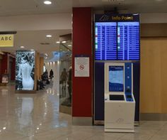 "Another excellent reference for PARTTEAM & OEMKIOSKS, this time in Italy.  In this case we have developed and produced an interactive kiosk for the Airport Internazionale di Napoli.  IMPACT model with 2 displays (one for digital information) and with the possibility of Airport customers to pay for services.  ""PARTTEAM, always on high flights.""   #partteam #airport #napoli #airport #impactv #oemkiosks #kiosk #quiosque #self #service #payment  www.oemkiosks.com"