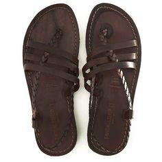 Sandalo leuca marrone da donna 1199d08a9a889