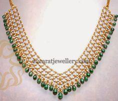 Pearls Taar Mala Designs Gallery