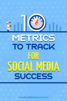 Do you want to measure the impact of your social media marketing efforts?  Analyzing the raw data on campaign performance helps you determine which tactics are working.  In this article, you'll discover the top 10 social media metrics you should be monitoring on Facebook and Twitter. Via @smexaminer.