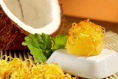 Fio de Ovos Gratinado ::: #atteliededoces #docesfinos #carolinadarosci #casamento #sobremesa #docinhos #docesgourmets #mesadedoces #artesanal #fiodeovos