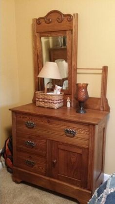 potty chamber dresser lol - Fruitwood Bedroom Furniture