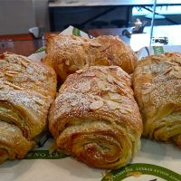 ALMOND CROISSANTS FROM SCRATCH!!
