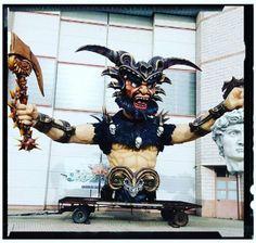 Anticipazioni e alcune informazioni dal Carnevale di Viareggio