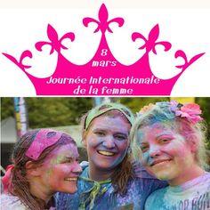 8 mars - Journée Internationale des Droits des Femmes