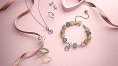 Celebrate love with PANDORA's beautiful new treasure-forever jewellery.