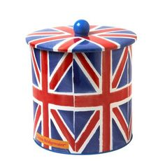 Emma Bridgewater Union Jack Biscuit Tin