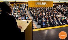La UDLAP realizó la ceremonia de graduación en la que 103 graduandos recibieron el grado académico que acredita la culminación de sus estudios en las maestrías en Educación Básica y en Educación Media Superior.