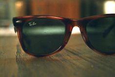 RayBan Brown Sunglasses