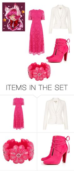 """Funtime Foxy #2"" by remus-paris-black on Polyvore featuring art"