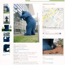 Colorado's Public Art Collection in the Public Art Archive