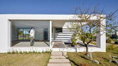 Минималистичный дом «Белависта» в Аргентине по проекту архитектора Агустина Лосады   Admagazine   AD Magazine