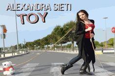 """Η Alexandra Sieti κάνει το δισκογραφικό της ντεμπούτο """"Τοy"""" (audio)"""