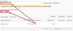 Keyword Planner – Google AdWords (2)