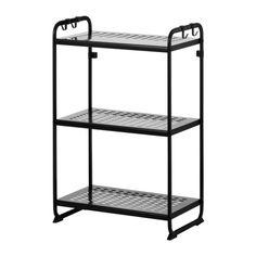 MULIG Hylle IKEA Kan også brukes i baderom og våtrom. hyllene er slitesterke, flekkbestandige og enkle å rengjøre.