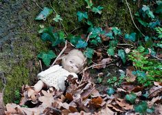 Abandoned Doll 2 by VivvieF, via Flickr