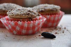 Kürbis-Tonka-Muffins  Zum Rezept gehts hier entlang:  http://liebeundkochen.wordpress.com/2014/09/18/wunderbare-kurbiszeit/