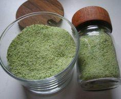 Rezept Kräuter-Salz - Das Beste von AlinaPuchegger - Rezept der Kategorie Grundrezepte