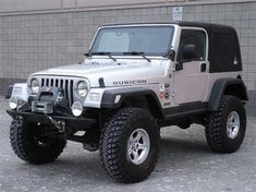 Discover more about motorcycle camping fun Click the link to learn more. Jeep Wrangler Silver, 2000 Jeep Wrangler, Jeep Rubicon, Jeep Jeep, Jeep Wrangler Unlimited, Motorcycle Camping, Camping Gear, Jeep Brute, Moab Jeep