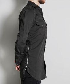 Camisa Zipper - Comprar en Ley Primera
