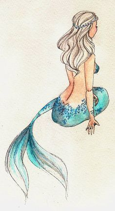 gorgeous mermaids art - Google Search