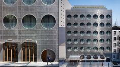 Dream Downtown Hotel by Handel Architects LLP, New York   US hotel hotels and restaurants