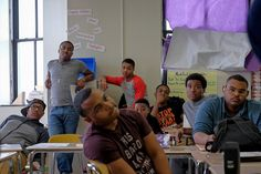 "Why Black Men Quit Teaching. They don't want to dispense ""tough love"" to students who look like them."