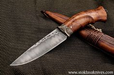 Roman Stoklasa knives:
