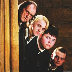 The bad guys ~ Harry Potter and the Order of the Phoenix
