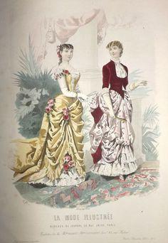 La Mode Illustrée 1883