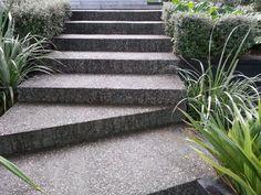Concrete front steps Wellington - Google Search
