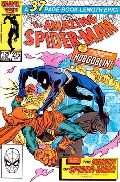 The Amazing Spider-Man #275 - The Choice and the Challenge