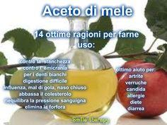 Aceto di mele/ apple vinegar