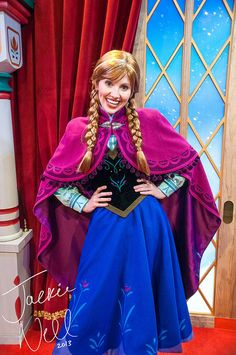 Anna from Frozen- alright so Disney already has one. Guess I can draw inspiration from this.