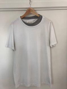 ca11492fbaa5 Maison Margiela Double Collar T-shirt
