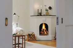 Cosy and white