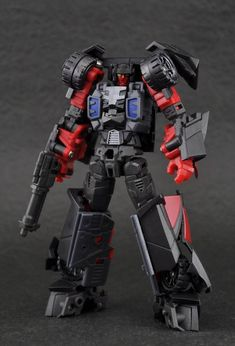 Transformers - T-Bone (Stunticon) [Fansproject - Causality CA-10]